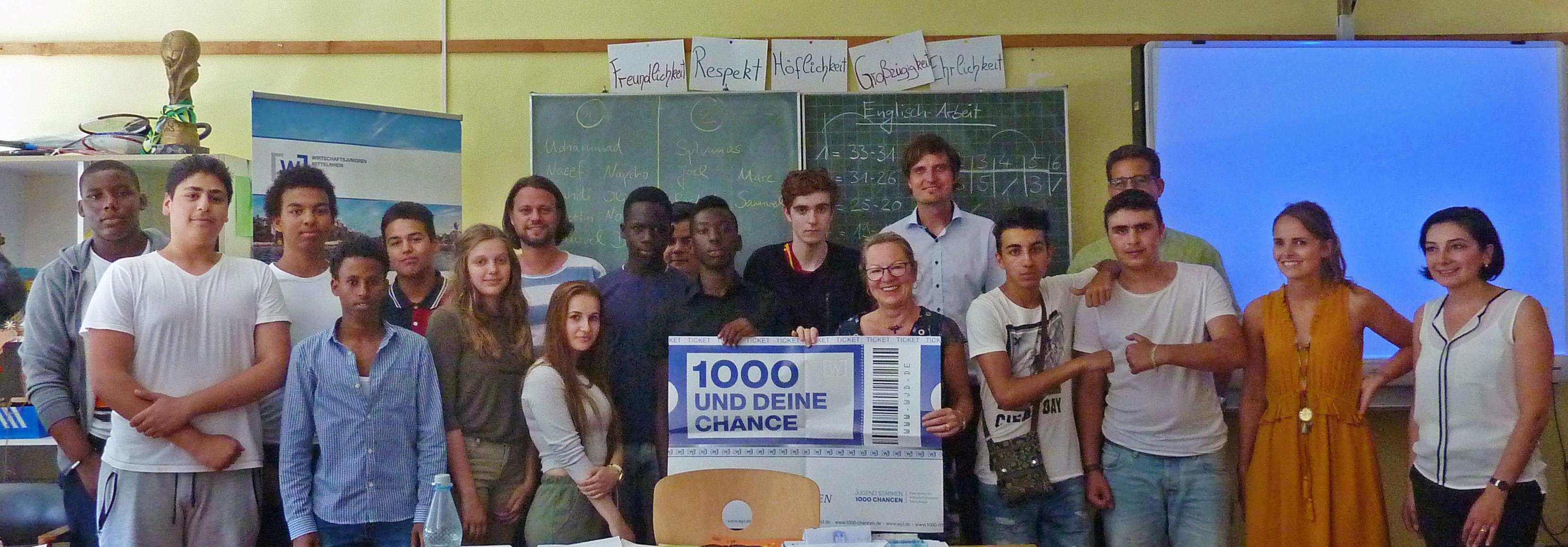 1000 Chancen - WJM und Koblenz lernt e.V.